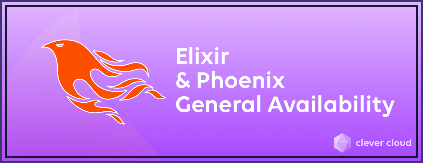Elixir and Phoenix are now officially supported